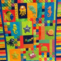 Cute Animals Quilt