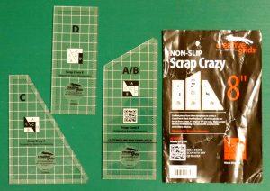 8'' Non-Slip Scrap Crazy Creative Grids